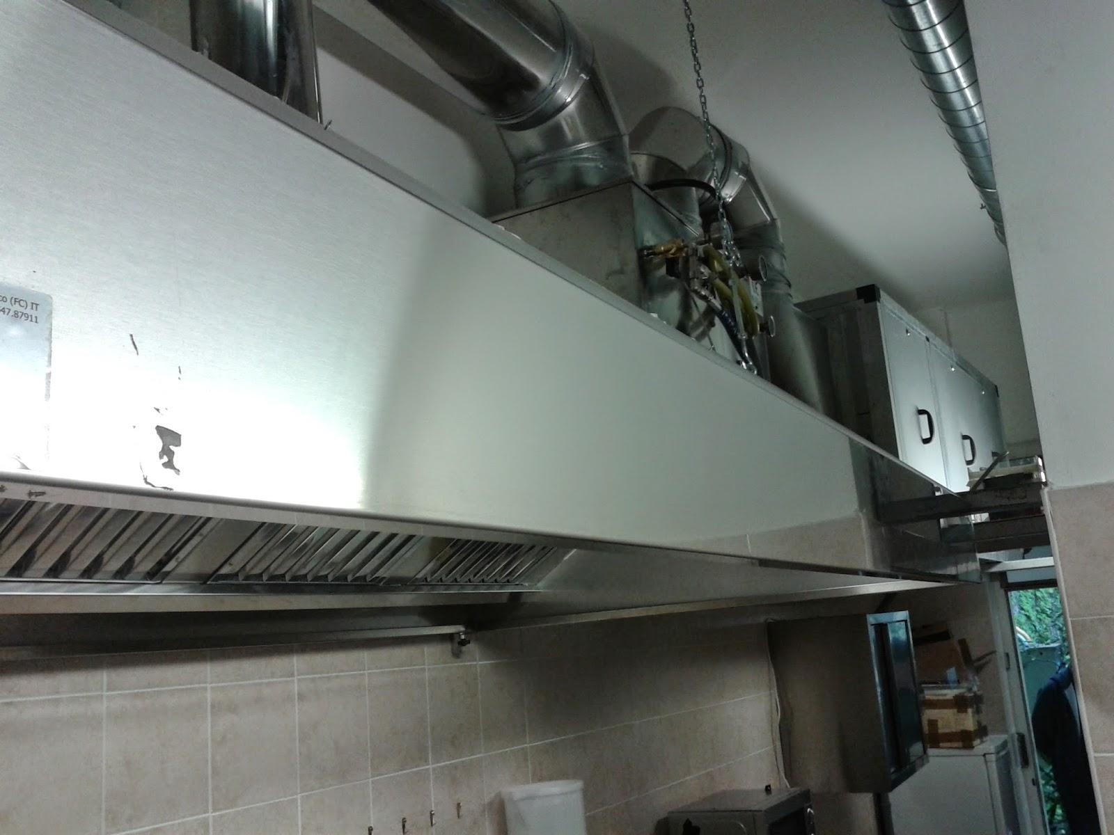 Pulizia cappe aspiranti cucine il genio della limpida - Cappa aspirante cucina senza canna fumaria ...