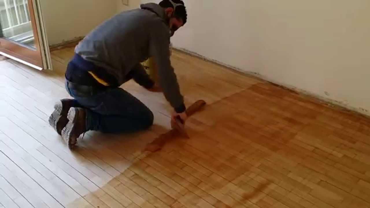 Pulizia pavimentazioni e parquet e lucidatura marmo il - Levigare il parquet senza togliere i mobili ...